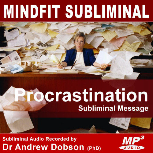 Procrastination Subliminal MP3 Download