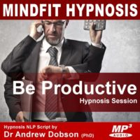 Be Productive Hypnosis MP3