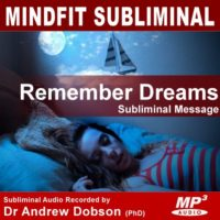 Remember Dreams Subliminal MP3