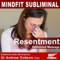 stop resentment Subliminal MP3