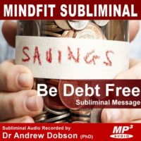 Debt Free Subliminal MP3