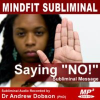 Learn to Say No Subliminal MP3