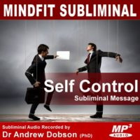 Improve Self Control Subliminal MP3