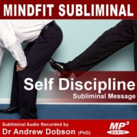 Self Discipline Subliminal MP3