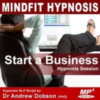 Start A Business Hypnosis MP3