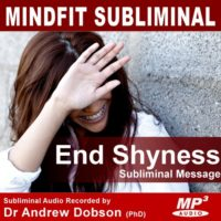 End Shyness Subliminal MP3