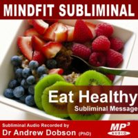 Eat Healthy Subliminal MP3