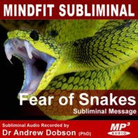 Snake Phobia Subliminal MP3