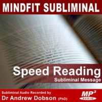Speed Reading Subliminal MP3