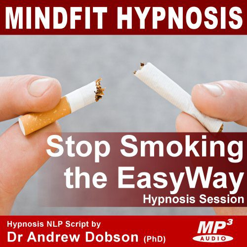 Stop Smoking the Easyway Hypnosis mp3 cd