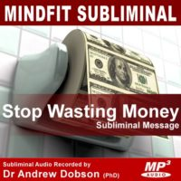 Spend Less Money Subliminal MP3
