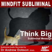 Think Big Subliminal MP3