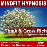 Think and Grow Rich Hypnosis MP3