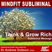 Think and Grow Rich Subliminal MP3
