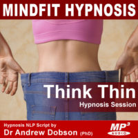 Think Yourself Thin Hypnosis MP3