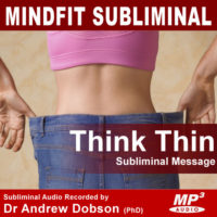 Think Yourself Thin Subliminal MP3