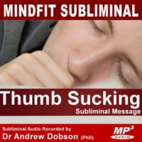 Stop Thumb Sucking Subliminal MP3