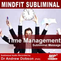 Time Management Subliminal MP3