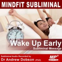 Wake Up Early Subliminal MP3