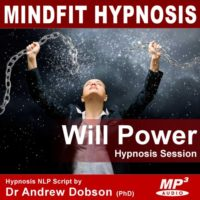 WillPower Hypnosis MP3