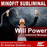 Willpower Subliminal MP3